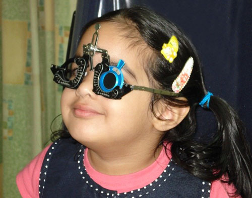 Pediatric Ophthalmology Treatment in indore